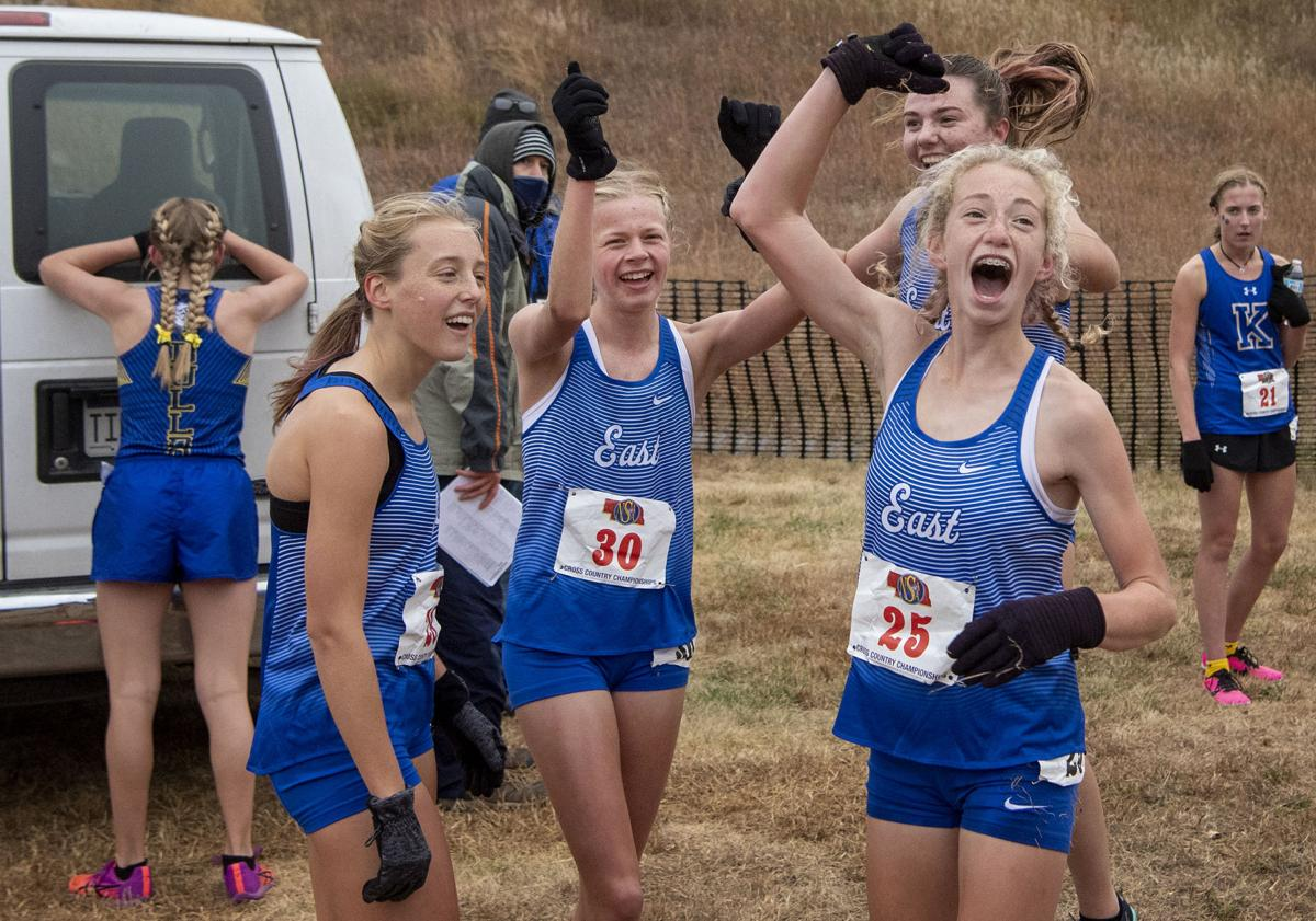 State cross country, 10.23