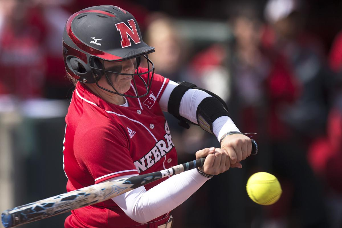 Nebraska softball vs. Wichita State, 3/4/18