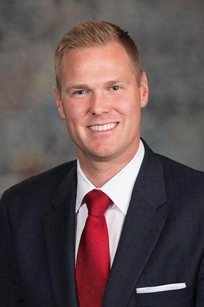 State Sen. Brett Lindstrom, District 18