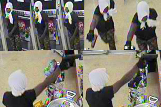 Surveillance images from Kwik Shop