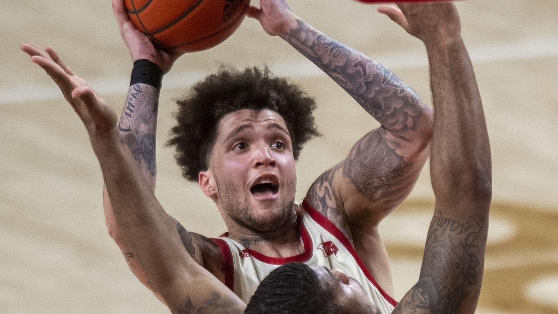Days after record-setting performance, Allen leaves Husker men's hoops team - HuskerExtra.com