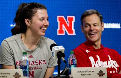 NCAA Volleyball Press Conferences, 12.14