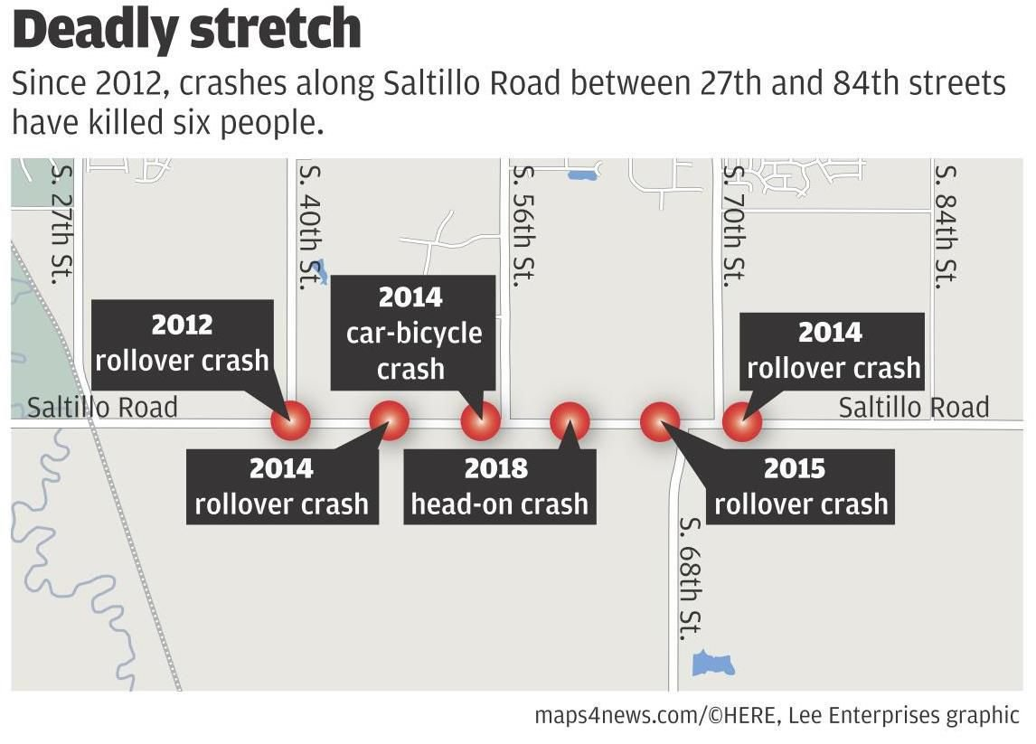 County engineer says she's 'frustrated' by Saltillo Road