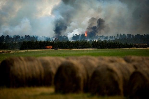 Wildfires 7.22.2012