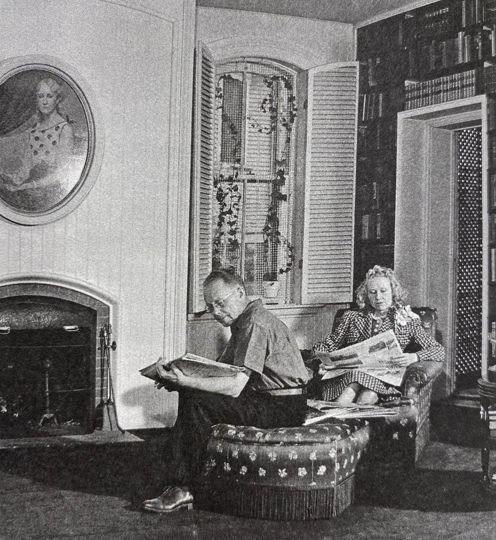 Grant and Nan Wood