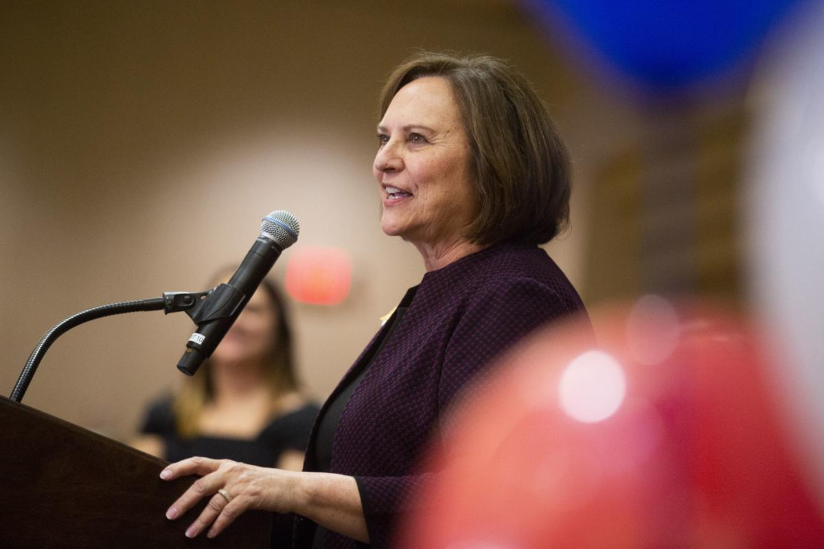 Senator Deb Fischer wins re-election