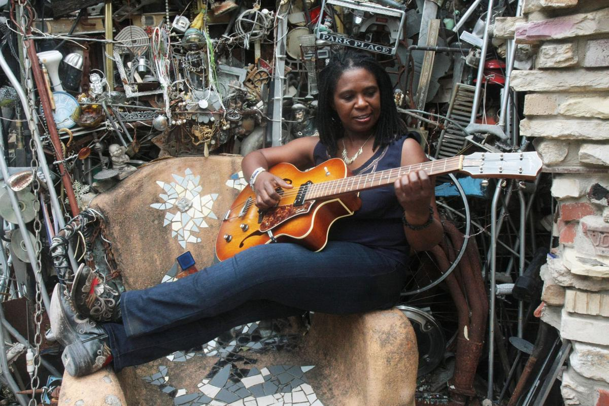 Ruthie Foster learned guitar and her powerful gospel-rooted singing while growing up in a small town in east Texas.