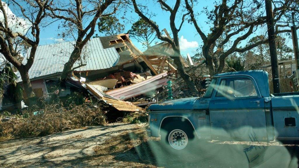 Mowbray hurricane