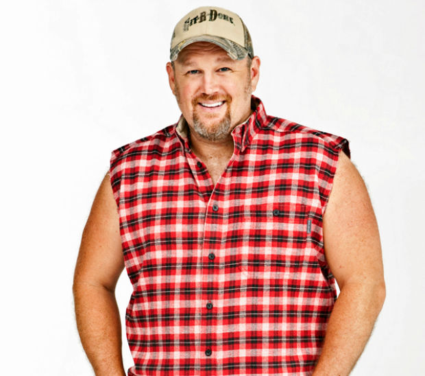 Larry The Cable Guy 32