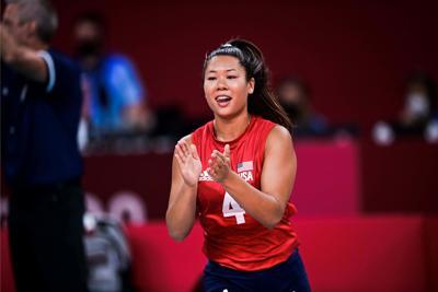 Justine Wong-Orantes Olympics