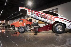 Lincoln's Museum of American Speed ramps up for 90,000-square-foot expansion with $10M price tag.