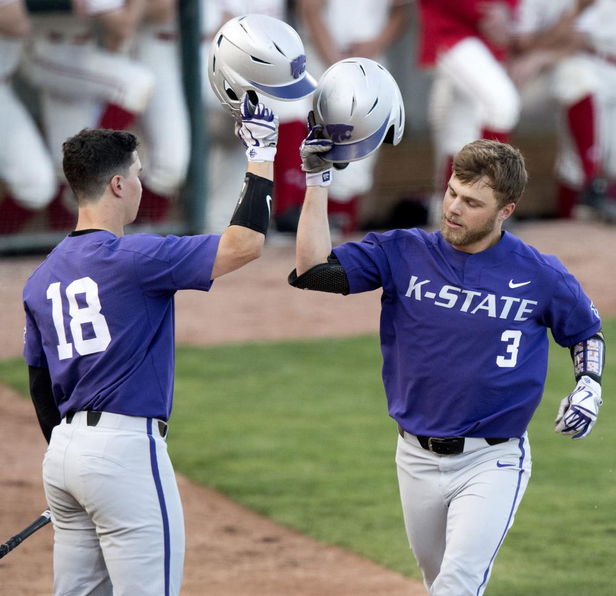 Kansas State vs. Nebraska, 4.16