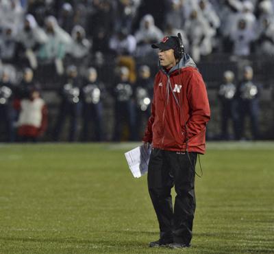 Nebraska vs. Penn State, 11/18/17
