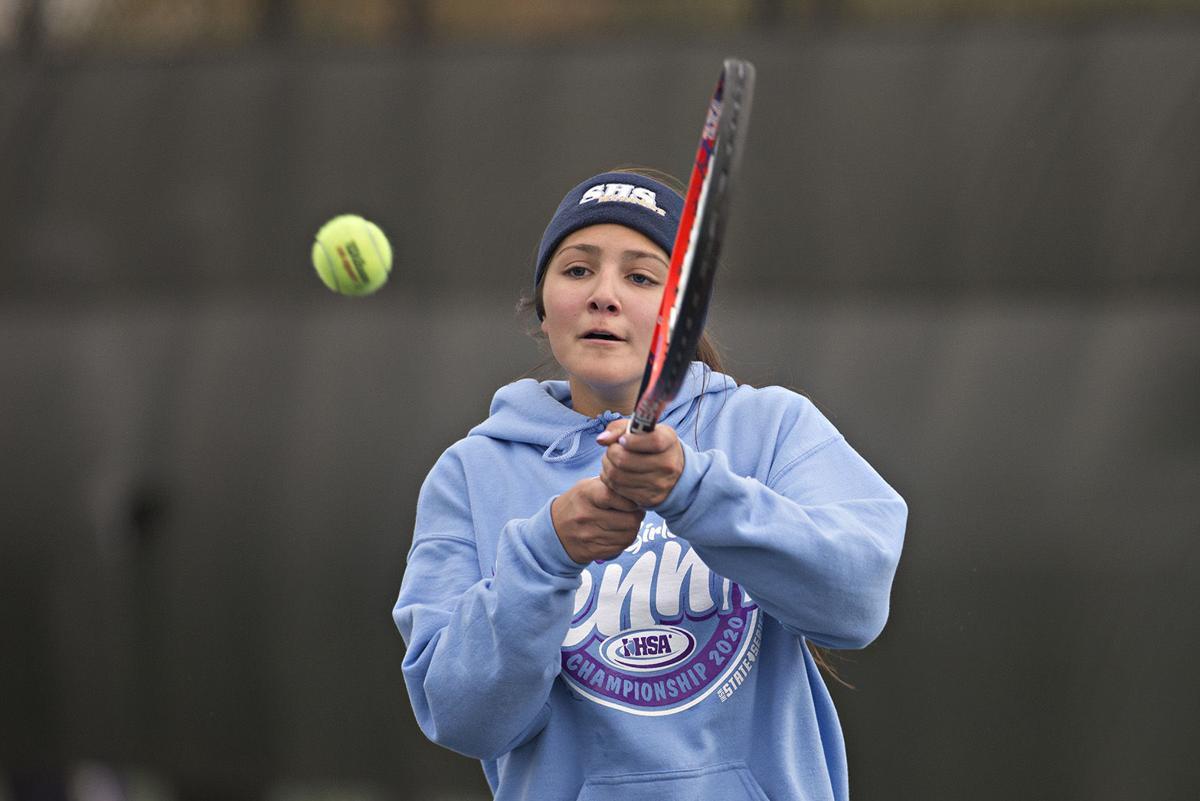 Lexi Rodriguez tennis