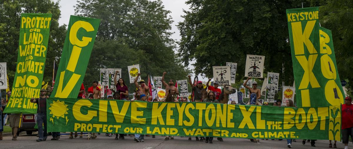 Pipeline March