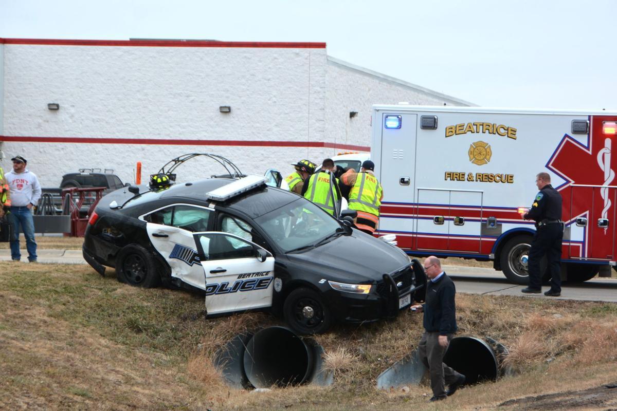 Beatrice police captain injured in crash | Nebraska News