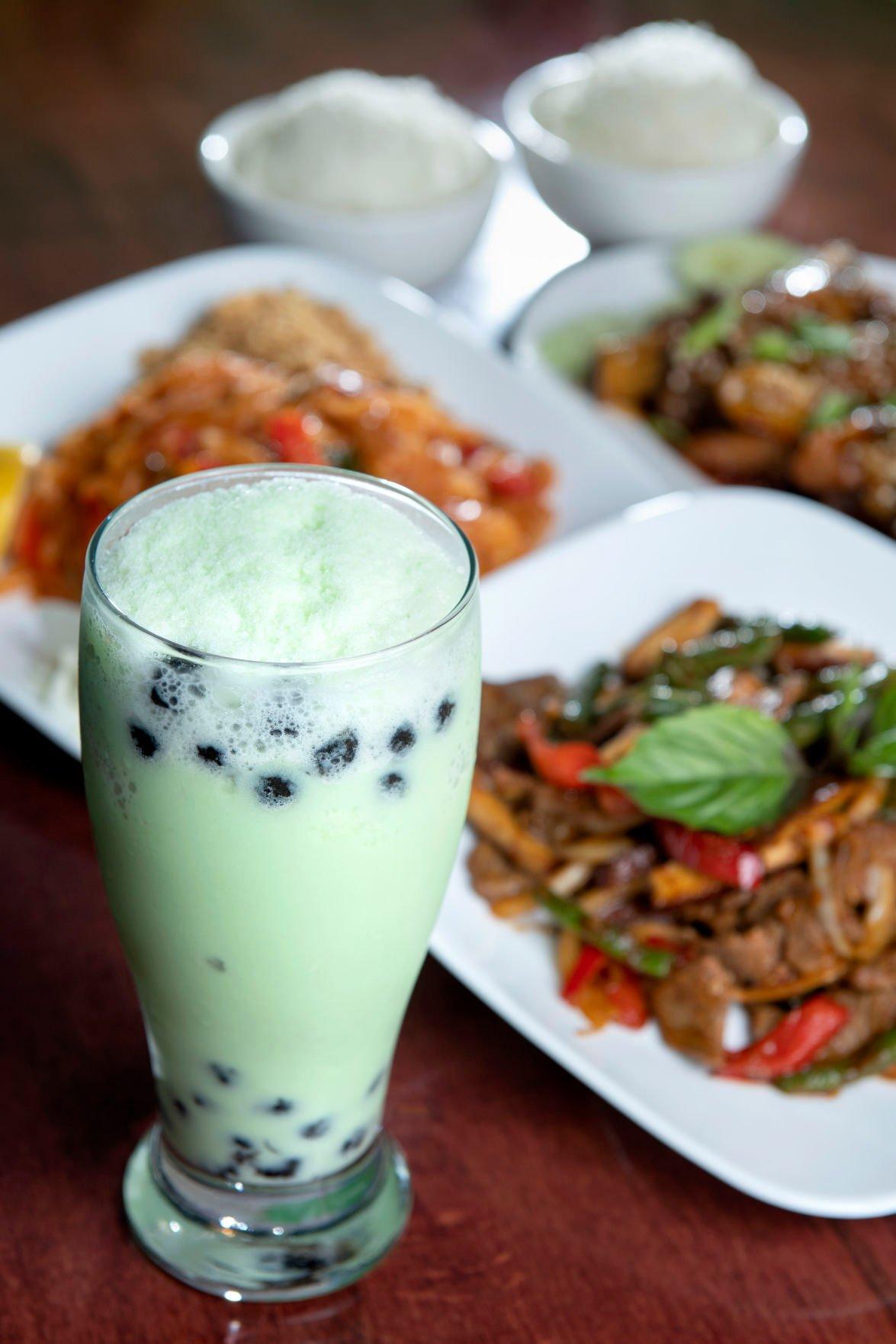 High Peak Asian Restaurant, 10.6
