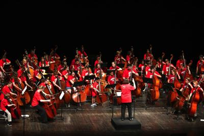Young Bassist Orchestra