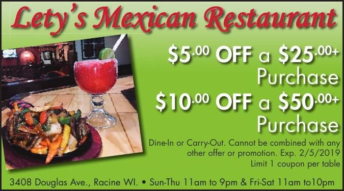 Lety's Mexican Restaurant