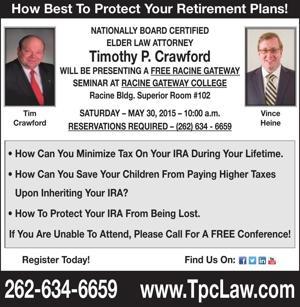Attorney Tim Crawford