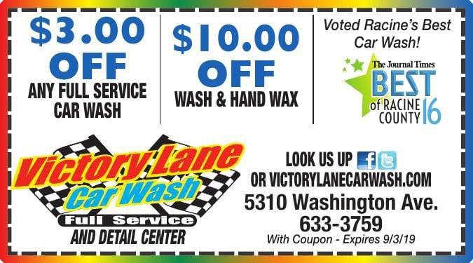 Victory Lane Car Wash