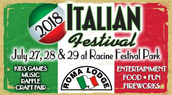 Roma Lodge Italian Festival