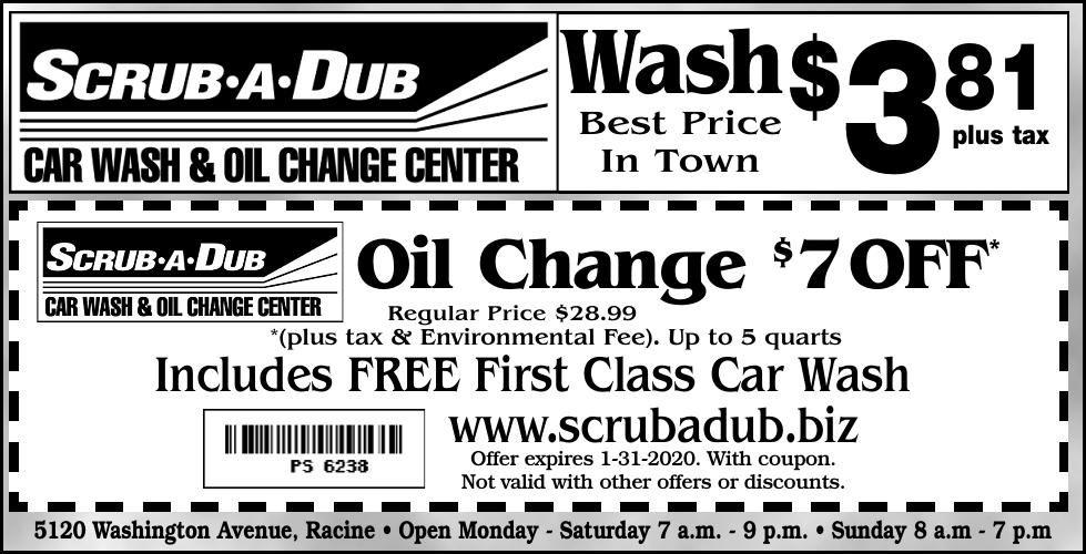 Scrub a Dub