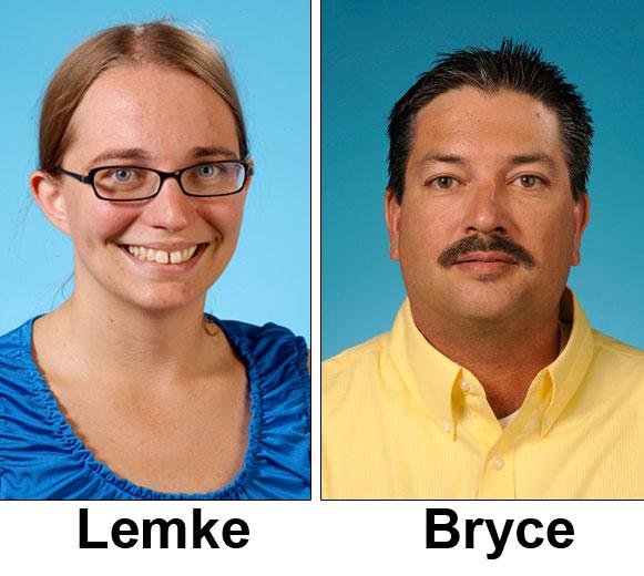 Lemke, Bryce
