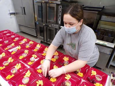 Watch Now: Salami, swiss, sweets | Racine single mom's charcuterie business grows, despite pandemic