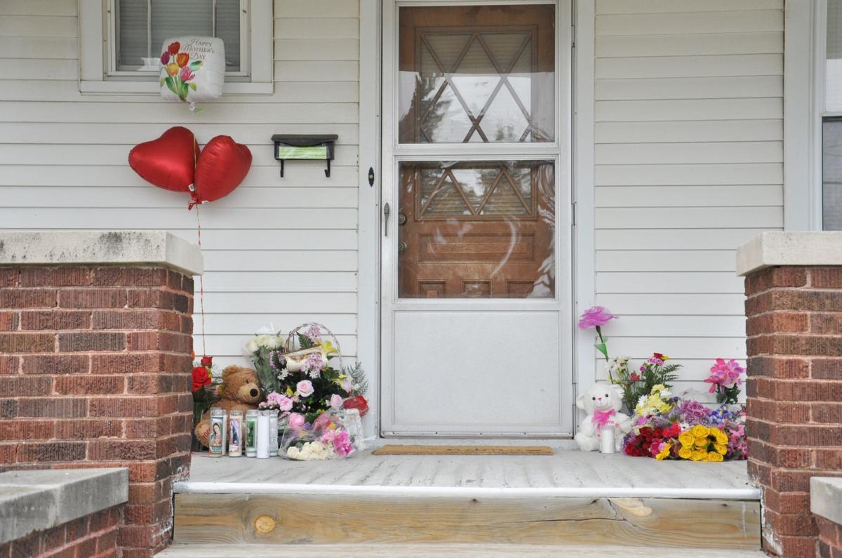 Porch memorial