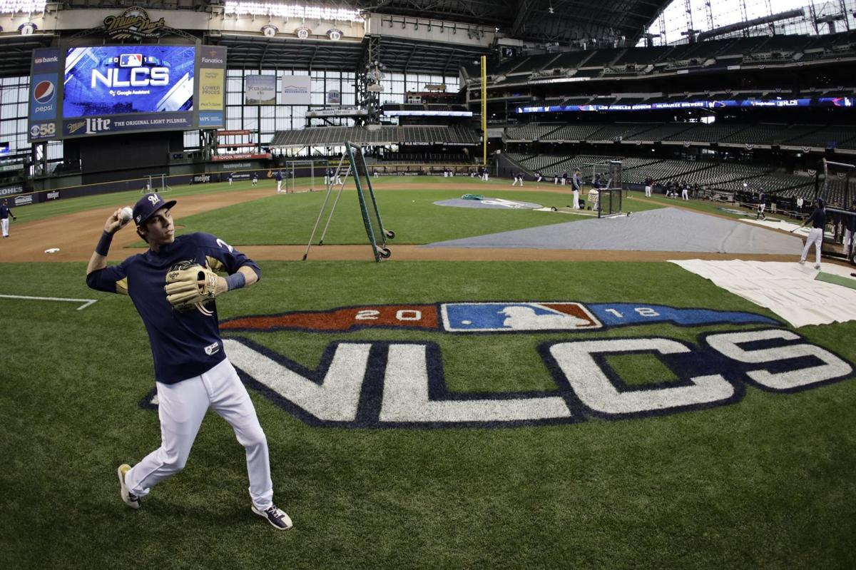 Image result for image, photo, picture, nlcs, brewers dodgers, logo