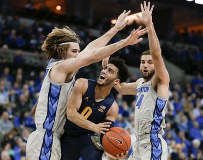 Marquette Creighton Basketball