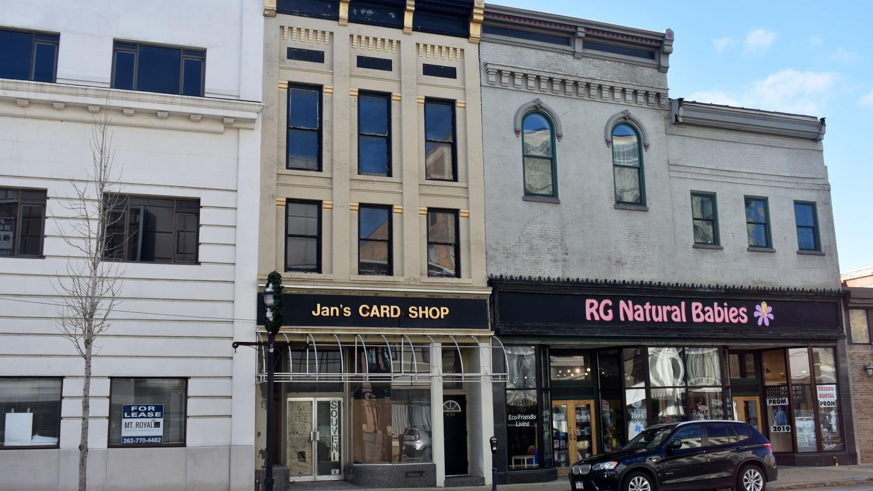 Former Jan S Card Shop Heading For Rehab Money Journaltimes Com