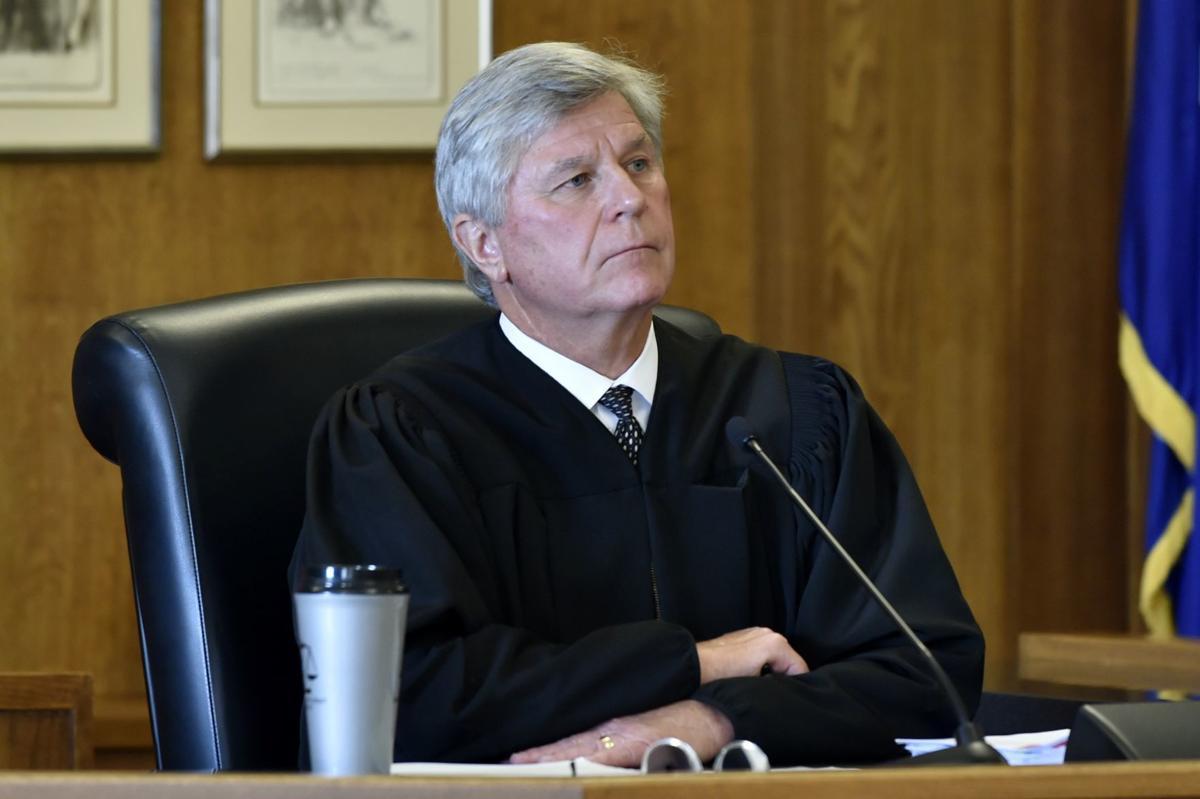 Racine County Circuit Court Judge Eugene Gasiorkiewicz\