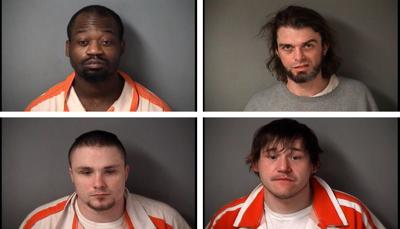 Lewistown inmates
