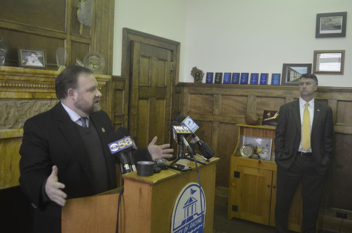 Dickert press conference