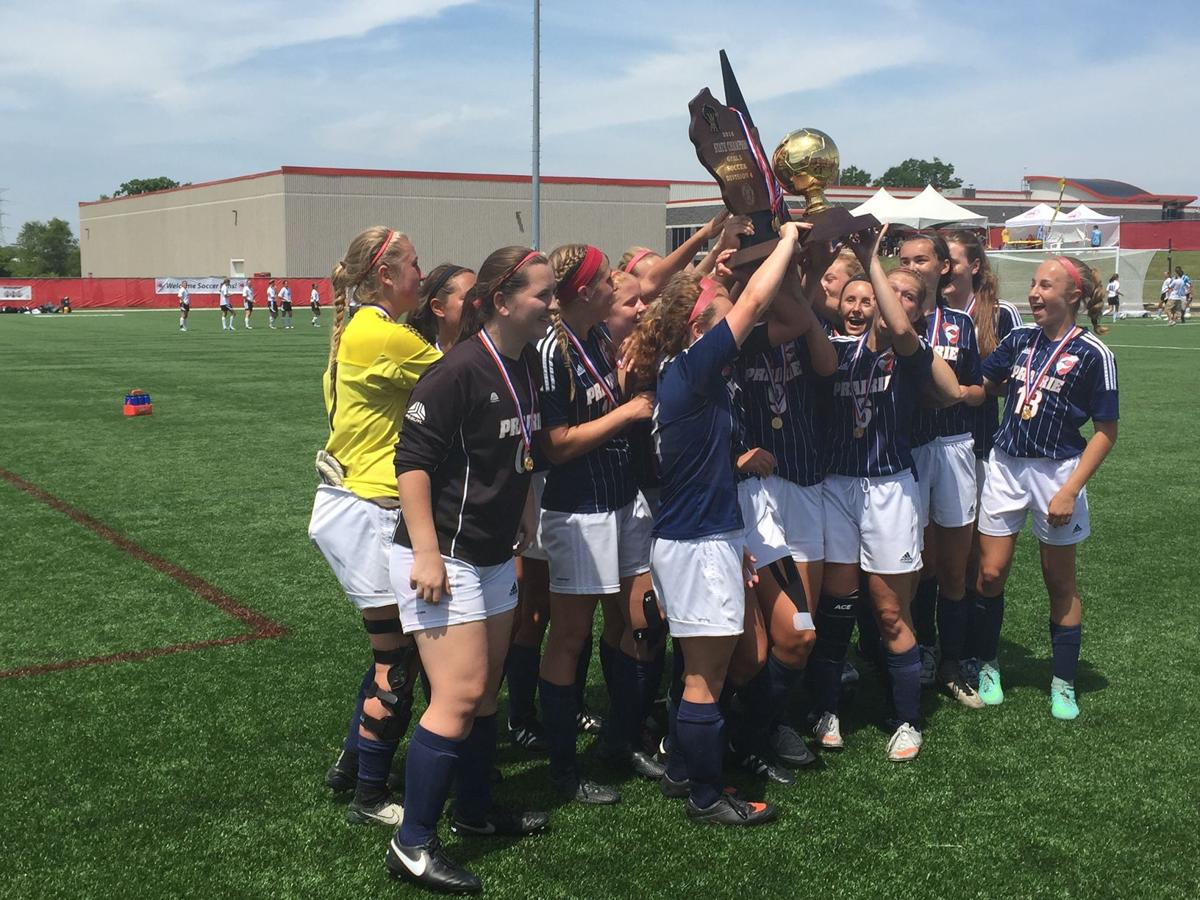 Prairie wins Division 4 state title