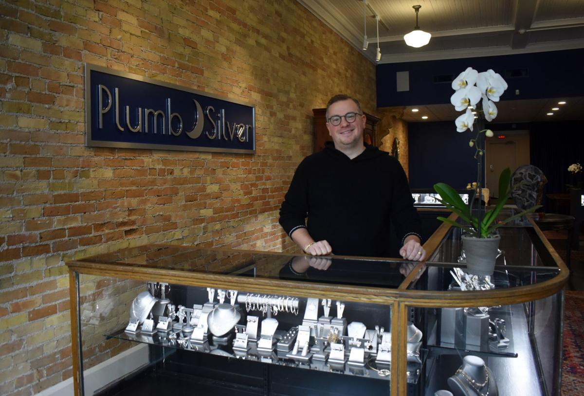 Plumb Silver