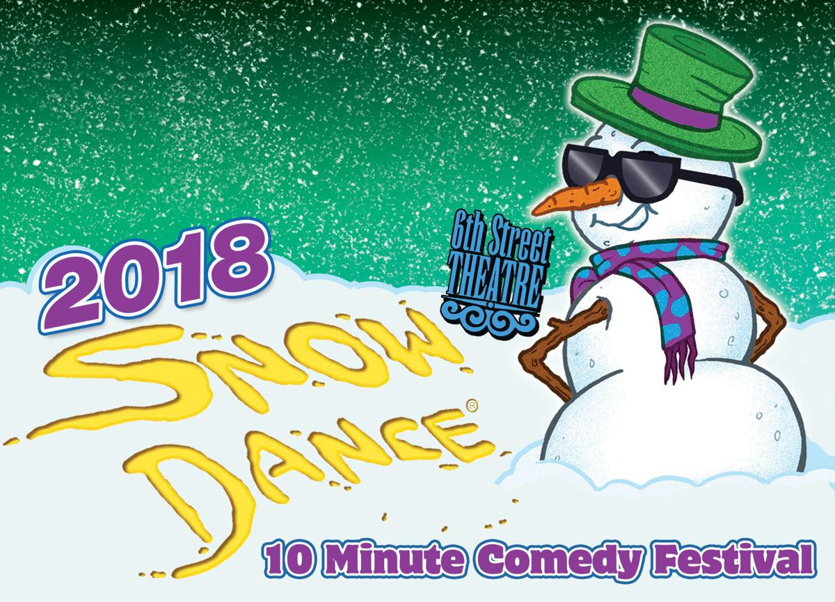 2018 Snowdance 10 Minute Comedy Festival