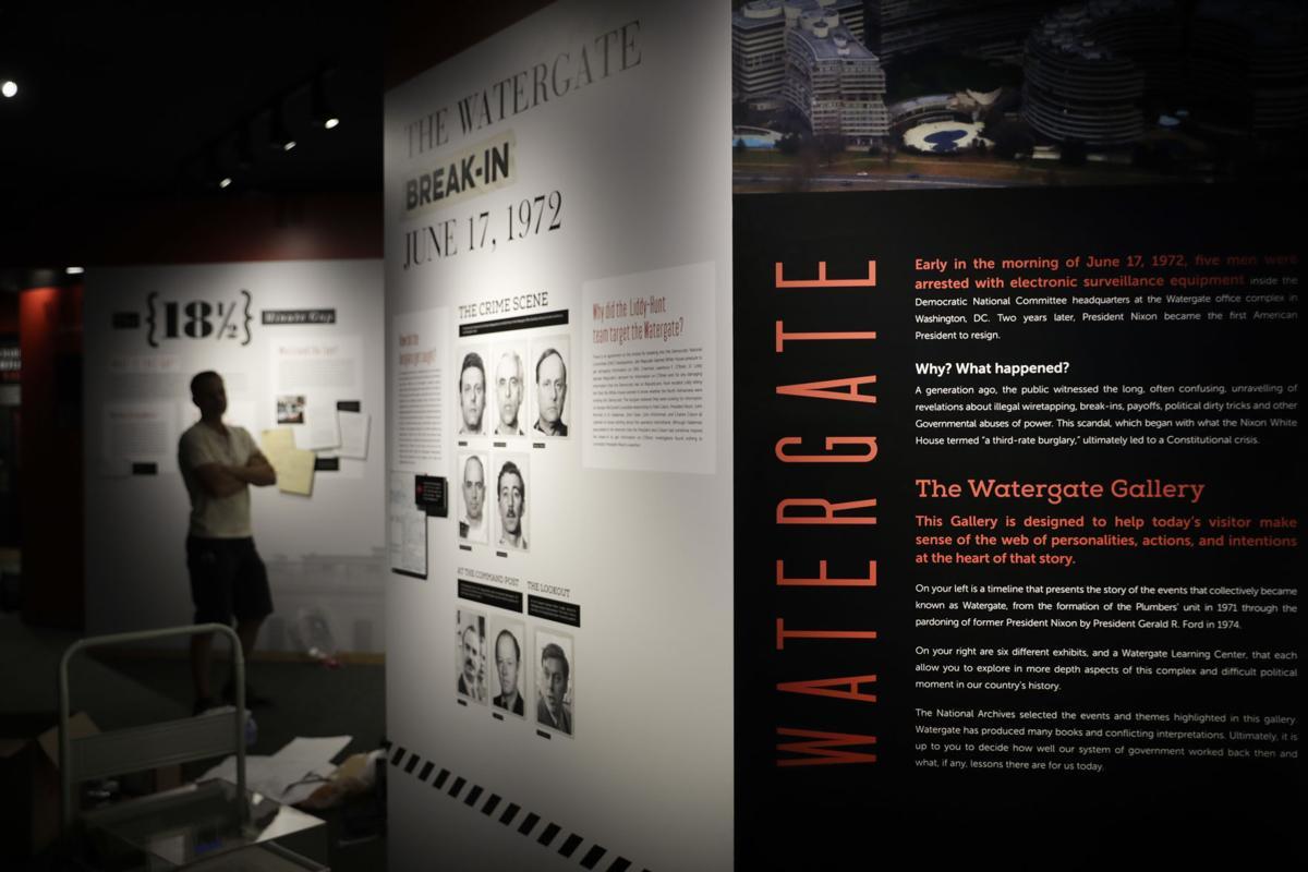 Nixon Museum | | journaltimes.com