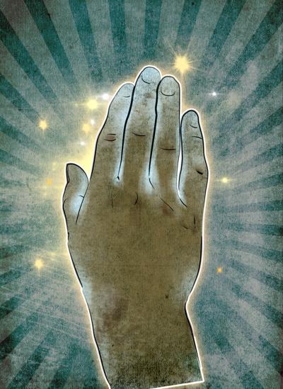 The healing power of prayer