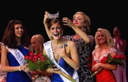 New Miss Wisconsin 2013