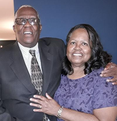 Mr. and Mrs. Clarence Green