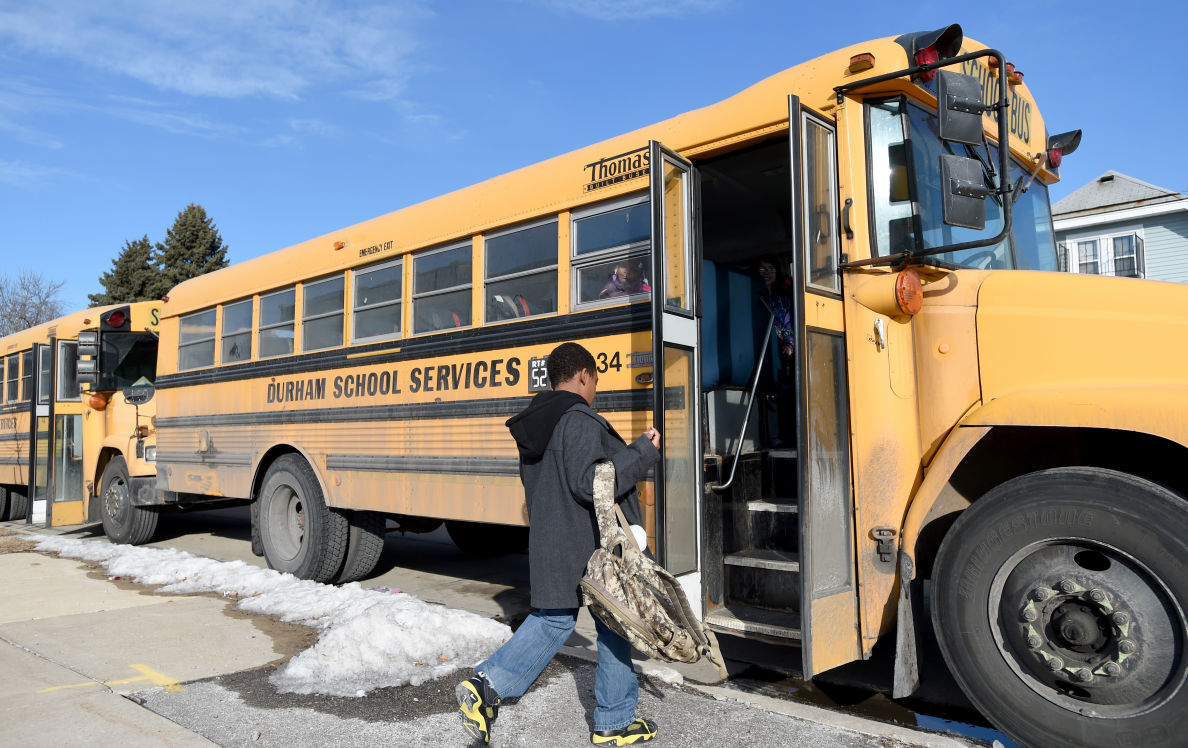 Rusd Durham Piloting Bus Tracker For Smartphones Local