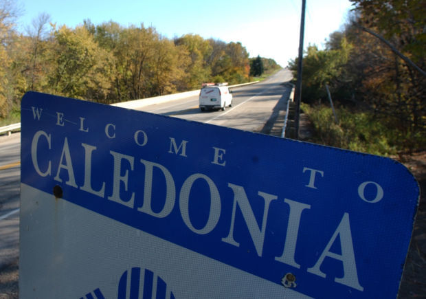 Village of Caledonia news