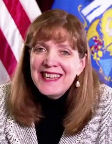 Julie Willems Van Dijk, DHS Deputy Secretary