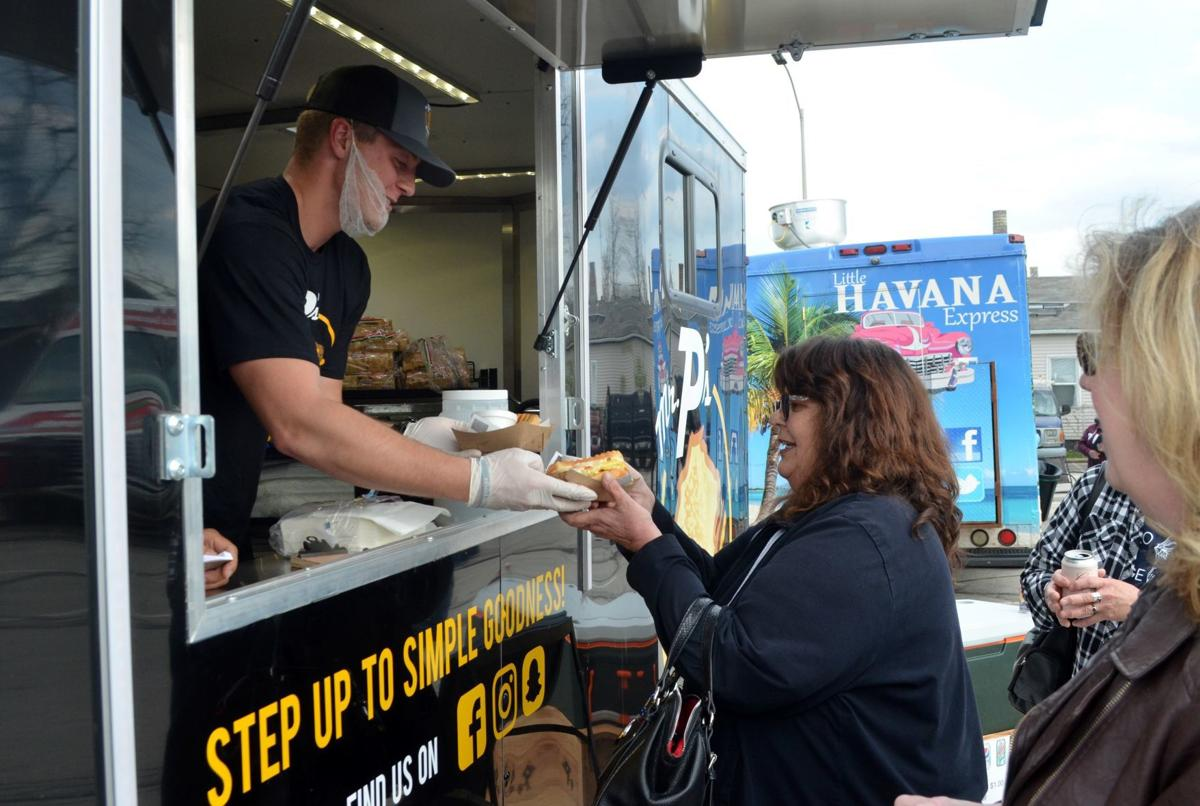 Food Truck tour comes to Uptown