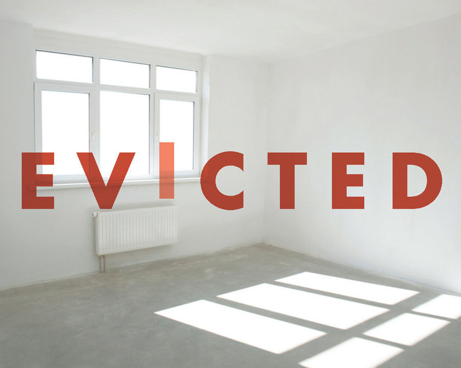 Evicted in Racine
