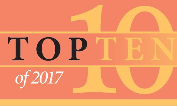 Top 10 business stories of 2017
