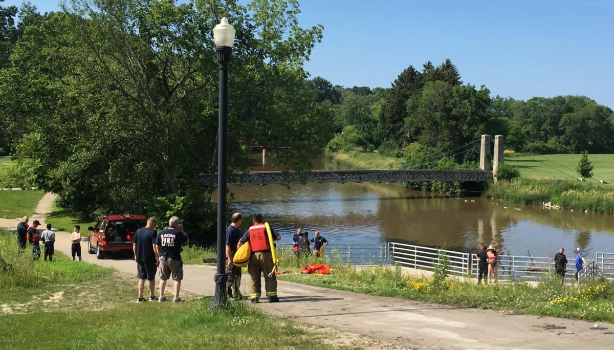 Boy drowns in Root River